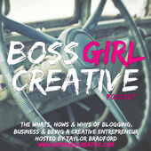 Boss Girl Creative Podcast Artwork