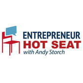 Entrepreneur Hot Seat Artwork