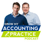 Grow my acconting practice Podcast Artwork